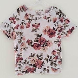 ODDY short sleeve floral shirt
